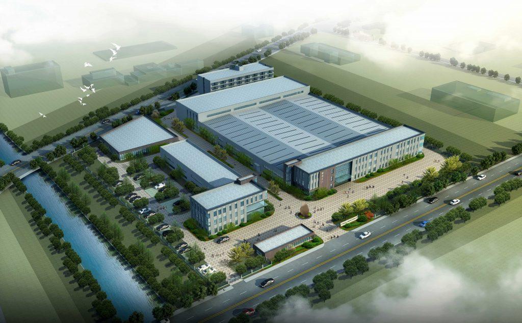 宁波威孚天力年产100万台涡轮增压器项目