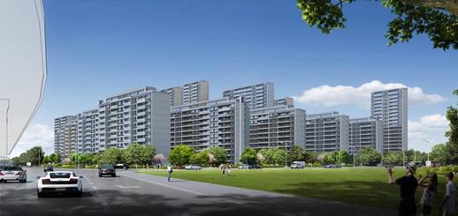 (中铁)宁波市海曙区气象路地段项目