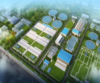 宁波镇海北区三期污水处理厂新建及一二标提标改造工程
