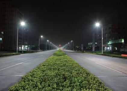 浙江瑞安市建城区路灯设施节能改造项目