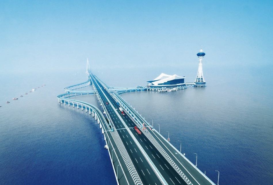 杭州湾跨海大桥南岸连接线