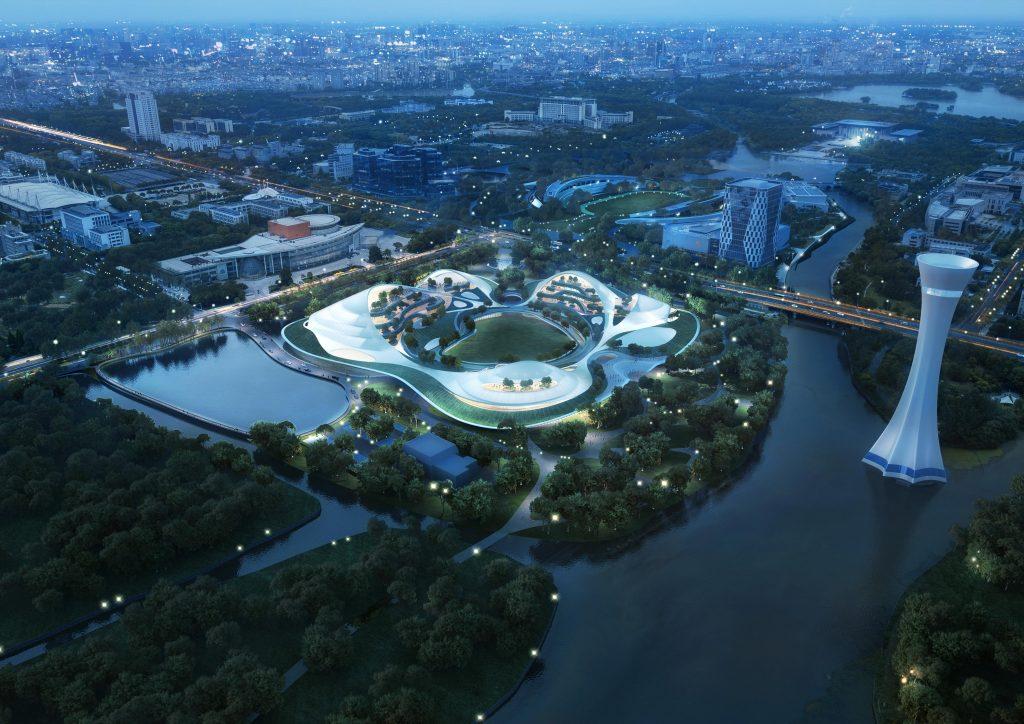嘉兴南湖国际广场