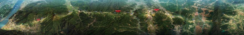G25富阳至G60诸暨高速联络线工程