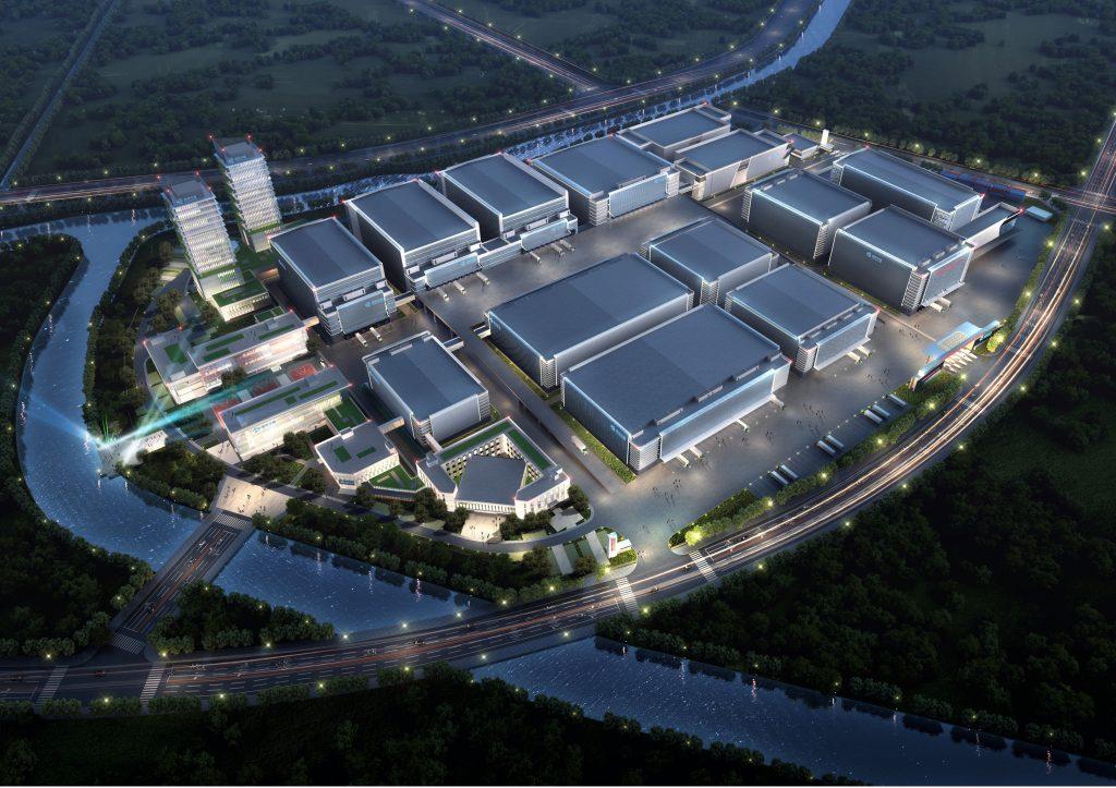 宁波梅山国际冷链供应链平台项目(一期)