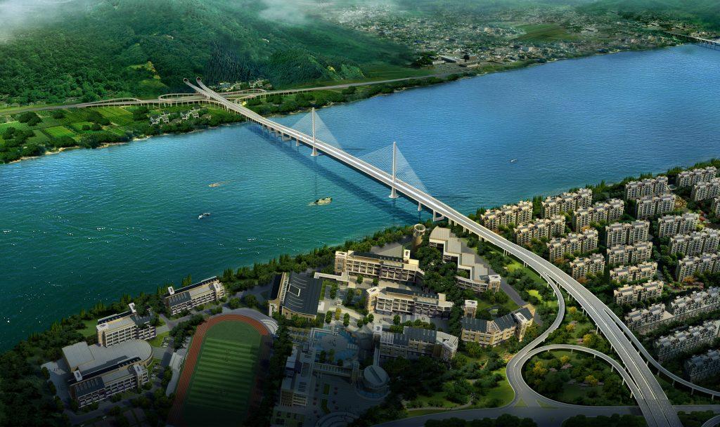 温州市七都大桥北汊桥工程
