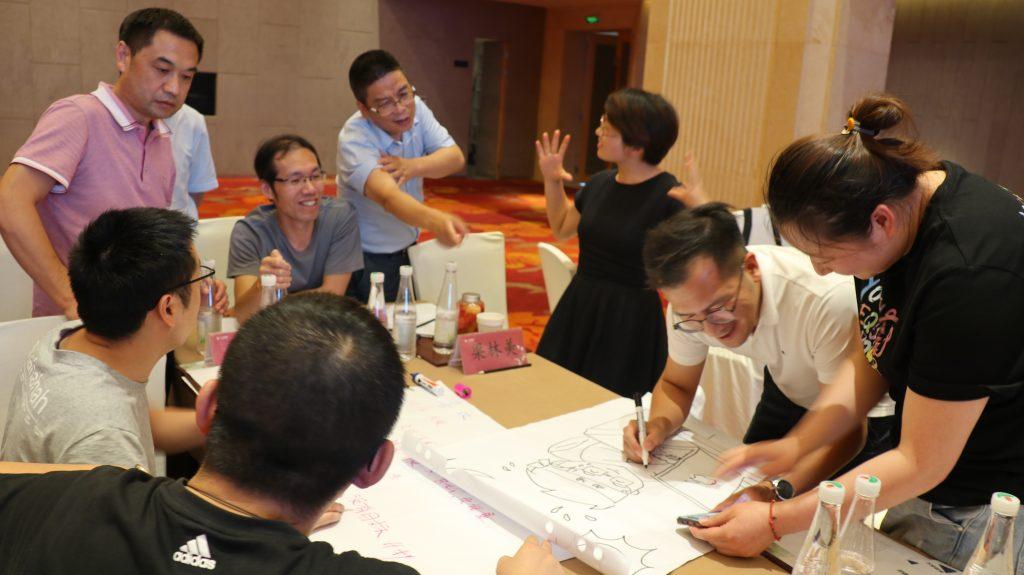 直面挑战 开创未来 | 科信举行2021年半年度经营会议暨领导力提升培训活动