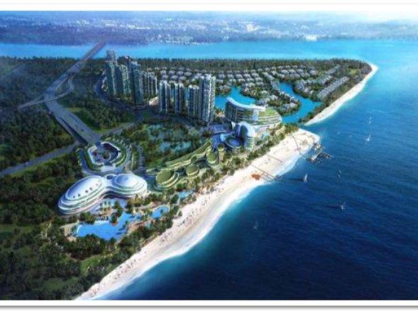 碧桂园杭州湾海上传奇项目