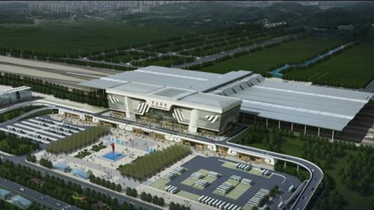安徽黄山市高铁黄山北站站场综合及道路工程项目(EPC)