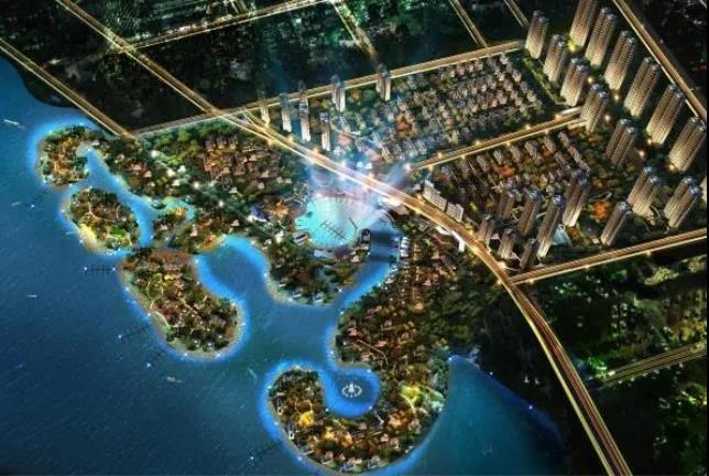 宁波万年基业梅山湾海港城项目