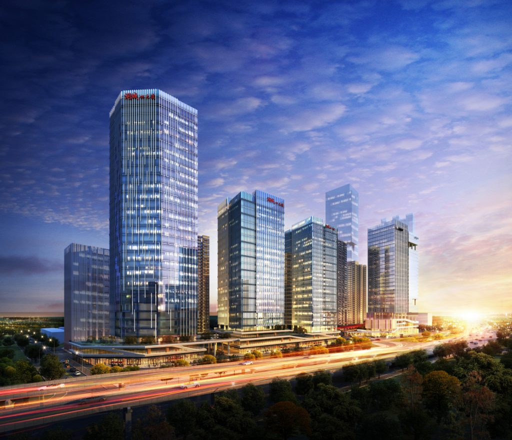 云南润城第四大道项目