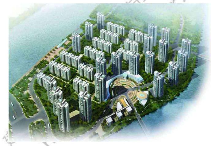 宁波湾头城中村安置用房建设项目