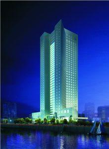 宁波万豪国际大酒店